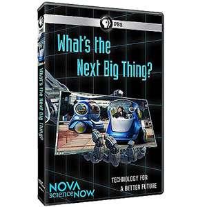 NOVA ScienceNOW Whats The Next Big Thing? TV Shows