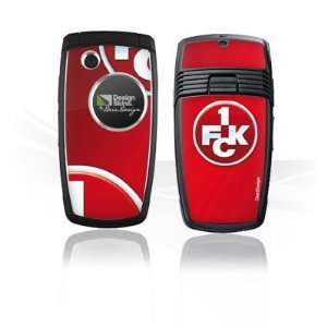 Design Skins for Samsung E760   1. FCK Logo Design Folie