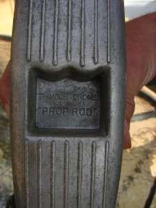 1950s Thimble Drome Prop Rod Tether Race Car nr