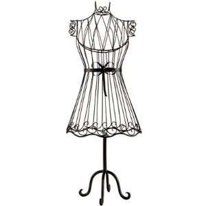 Metal Model Mannequin Tailors Dummy Display 58 inch
