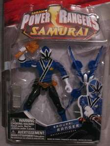 Power Rangers Samurai Ranger Water #31510 4 Action Figure
