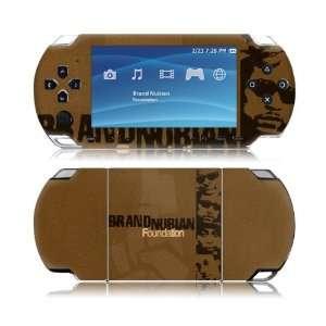 MS BN10014 Sony PSP Slim  Brand Nubian  Foundation Skin Electronics