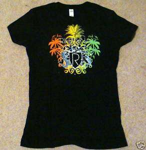 RIHANNA Baby Doll Tour T Shirt Size small NEW