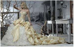 Bridal Gown Dress/Prom Gown Size6 8 10 12 14 16 18 Or Custom size