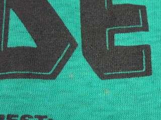 ROCK 92 Crew T Shirt(L)Concert Iron Maiden Black Sabbath Danzig