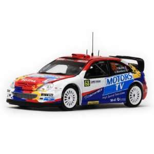 Citroen Xsara WRC #68 Y.Muller/G.Mondesir Rally de France