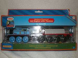THOMAS AND FRIENDS   LEARNING CURVE Battery Powered Jet Engine With