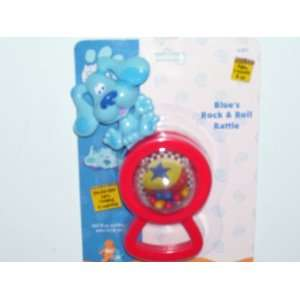 Blues Clues Rock & Roll Rattle Toys & Games