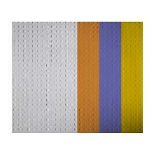 Decor PT9886 Check Mate Paintable Wallpaper, White: Home Improvement