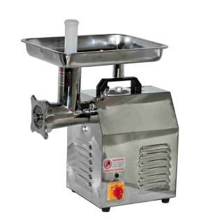 Commercial Electric Meat Grinder Mod # TC12N 110volt