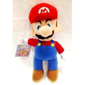 Super Mario Brothers Mario 9 Plush Toy Doll Everything