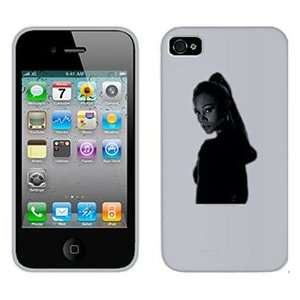 Star Trek the Movie Uhura on AT&T iPhone 4 Case by Coveroo