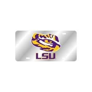 LASER COLOR FROST TIGER EYE OVER LSU Sports & Outdoors