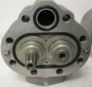 General Purpose Double Vane Hydraulic Pump Parts NR