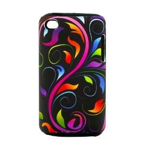 APPLE IPOD TOUCH 4TH GENERATION CASE COVER 2 IN 1 HYBRID
