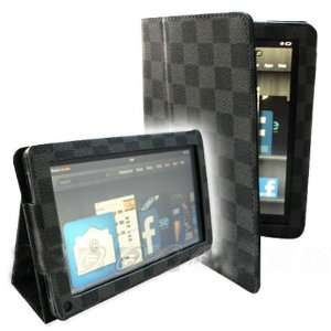 FINTIE(TM) PU Leather Folio Case Cover With Stand for  Kindle
