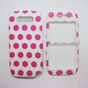 polka dot nokia e71 e71x Straight Talk phone cover case