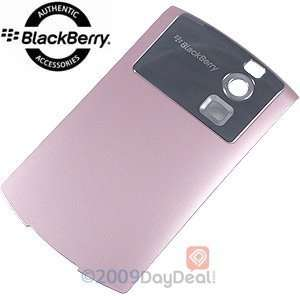 for BlackBerry Curve, Pink ASY 12844 011 Cell Phones & Accessories