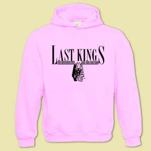 Mans or Womans Hip Hop Hoodie Tyga Last Kings Lil Wayne YMCMB Inspired