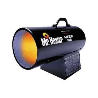 Mr. Heater MH125FAV 125,000 BTU Forced Air Propane Heater