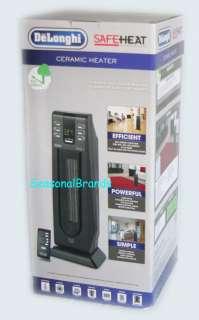 Watt Home Safe Heat Tower Space Saver Portable Ceramic Heater