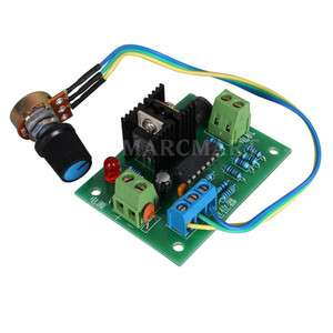 DC 12V 24V 3A Motor Speed Control PWM HHO RC Controller