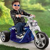 Power Wheels Fisher Price Harley Davidson Rocker Ride On   Power