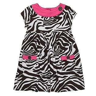 6x Zebra Print Dress  Carters Clothing Girls Dresses & Skirts