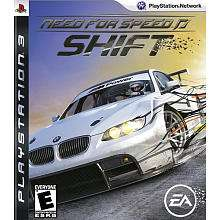 Need for Speed Shift for Sony PS3   Electronic Arts