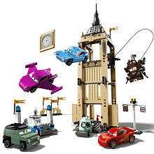 LEGO Disney Pixar Cars 2 Big Bentley Bust Out (8639)   LEGO   ToysR