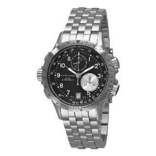 Khaki King Pilot Black Day Date Dial Watch Explore similar items