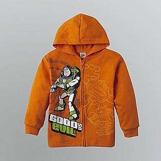 Buzz Lightyear Hoodie  Disney Toy Story Clothing Boys Outerwear