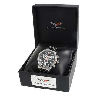 Corvette cr z06/330 Gentlemens Day Date Chronograph Watch