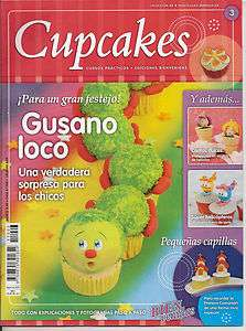 CAKE DECORATING/Cupcakes/Decoracion Tortas magazines