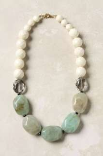Anthropologie   Earl Grey Necklace