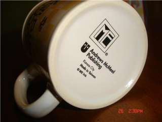 Mary Engelbreit NEW in BOX Coffee Mug Cup QUEEN OF THE KITCHEN
