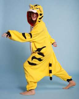 Tiger Kigurumi / Tiger Costume Pajamas