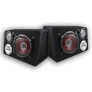 800 Watt 8 Full Range Car Speaker Enclosure Box