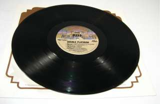 This is the LP by Kiss Double Platinum  Catalog# 1978 Casablanca