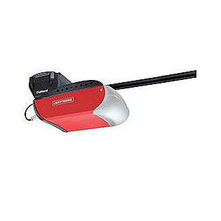 Garage Door Opener System, Belt Drive  Craftsman Tools Garage Door