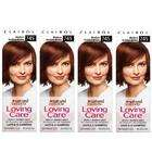 Clairol Loving Care #745 Medium Reddish Brown Hair Color (Pack of 4