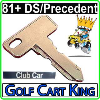 Club Car DS/Precedent (1982 Up) Gas/Electric Golf Cart Replacement
