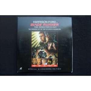 Blade Runner (Directors Cut) (Widescreen) [LaserDisc