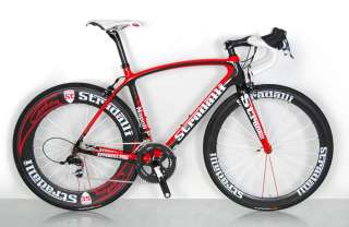 SRAM RED BLACK FULL CARBON ROAD BIKE RACE BICYCLE BB30 Med