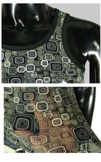 V13 Fashion Mens Sexy Singlet T Shirt Vest Tank Tops