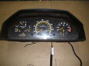 Mercedes W124 300E E320 Instrument Cluster Speedometer