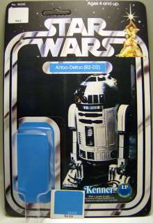 VINTAGE STAR WARS FIGURES Restoration Kits SW R2 D2
