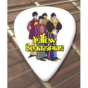 Beatles Yellow Submarine Premium Guitar Picks x 5 Med