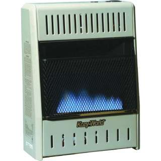 Kozy World GWD104 Dual Fuel Blue Flame Vent Free Gas Heater