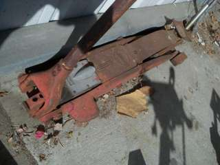 Vintage Blackhawk 4 Ton Commercial Floorjack With Headlight